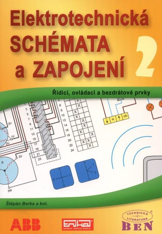 Elektrotechnicka Schemata A Zapojeni 2 Od 12 99 Pricemania