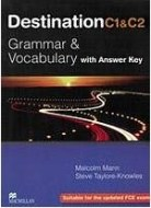 Destination C1 & C2: Grammar and Vocabulary - Student's Book with Key - cena, porovnanie