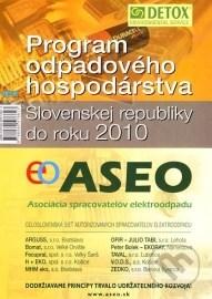 Program odpadového hospodárstva Slovenskej republiky do roku 2010
