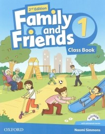 Family and Friends 1 - Class Book