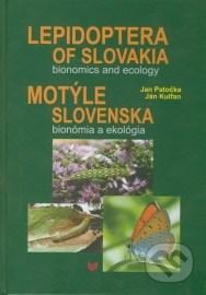 Motýle Slovenska / Lepidoptera of Slovakia