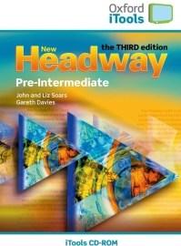 New Headway - Pre-Intermediate - iTools CD-ROM