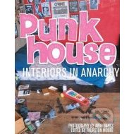 Punk House: Interiors in Anarchy - 23,69 €, porovnanie