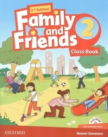 Family and Friends 2 - Class Book