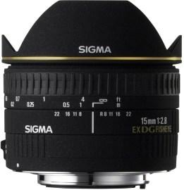 Sigma 15mm f/2.8 EX DG Fisheye Pentax