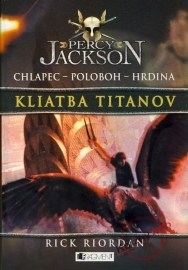 Percy Jackson – Kliatba Titanov