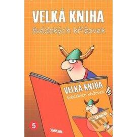 Velká kniha švédských křížovek 5