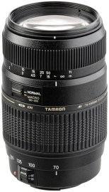 Tamron AF 70-300mm f/4-5.6 Di LD Macro Sony