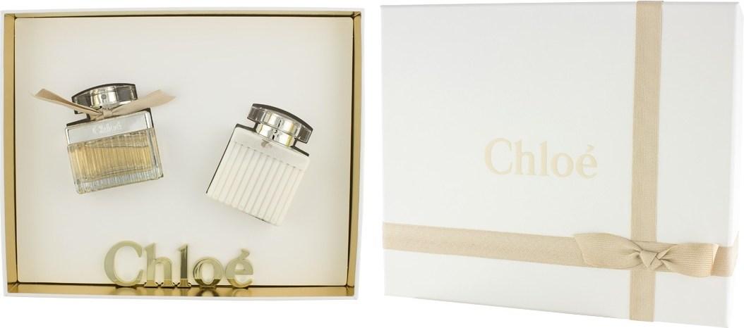 1f8975abfc Chloé Chloé parfémovaná voda 50ml + telové mlieko 100ml od 42