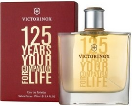 Swiss Army Victorinox 125 Years 100 ml