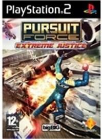 Pursuit Force: Extreme Justice