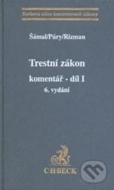 Trestní zákon I. + II. díl