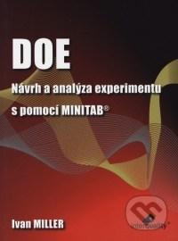 DOE - Návrh a analýza experimentu s pomocí MINITAB
