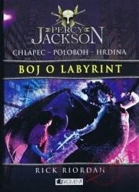 Percy Jackson - Boj o labyrint