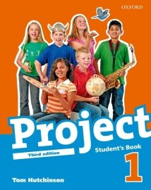 Project 1 - Student´s Book Third edition
