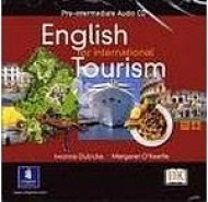 English for international Tourism - Pre-intermediate - Audio CD - cena, porovnanie
