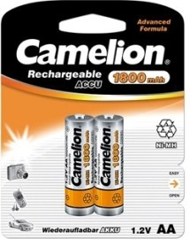 Camelion NiMH 1800mAh AA 2ks