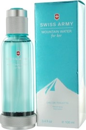 Swiss Army Mountain Water 100ml
