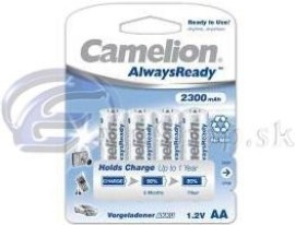 Camelion NiMH 2300mAh AA 4ks
