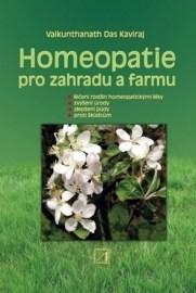Homeopatie zahradu a farmu