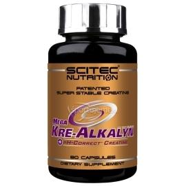 Scitec Nutrition Mega Kre-Alkalyn 80 kps