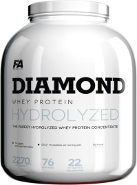 Fitness Authority Diamond Hydrolysed Whey Protein 2270g