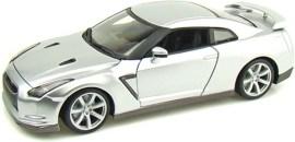 Bburago Diamond - Nissan GT-R 2009 1:18