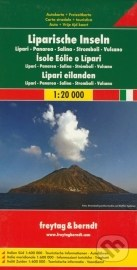 Liparische Inseln 1:20 000