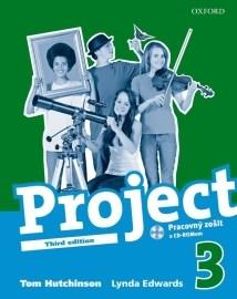 Project 3 - Pracovný zošit s CD-ROMom