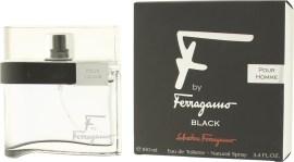 Salvatore Ferragamo F by Ferragamo Pour Homme Black 100 ml