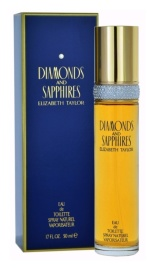Elizabeth Taylor Diamonds and Sapphires 50ml