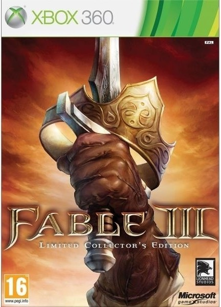 Fable 3 (Limited Edition)