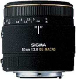 Sigma 50mm f/2.8 EX DG Macro Sigma