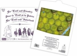 Fantasy Flight Games BattleLore - For Troll and Country