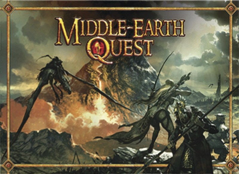 Fantasy Flight Games Middle Earth Quest