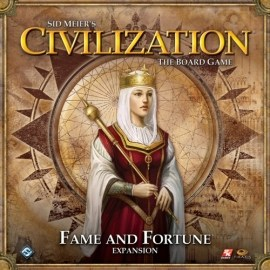 Fantasy Flight Games Civilization - Fame and Fortune
