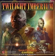 Blackfire Twilight Imperium - Shattered Empire Expansion - 54,99 €, porovnanie