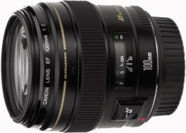 Canon EF 100mm f/2 USM