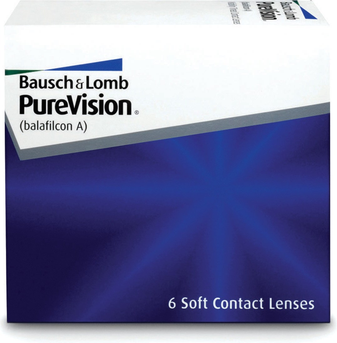 b5ddf591c Bausch & Lomb PureVision 6ks od 12,79 € | Pricemania