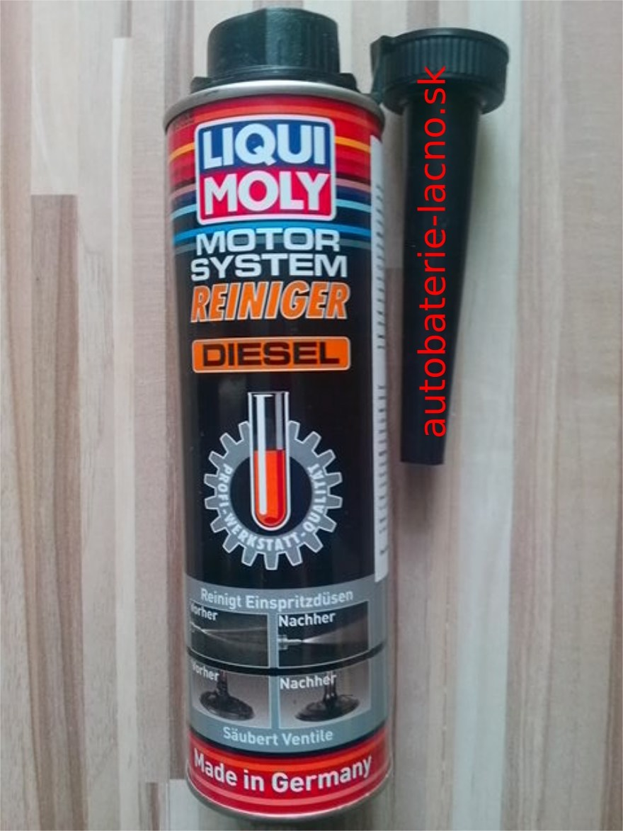 liqui moly motor system reiniger diesel 300ml od 5 80. Black Bedroom Furniture Sets. Home Design Ideas