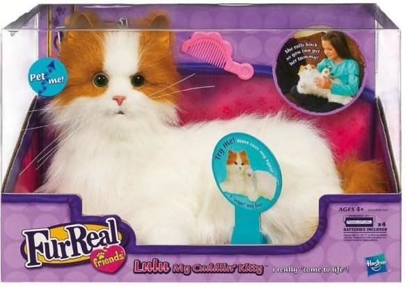 Hasbro FurReal - Interaktívna mačka  239f93efa7a