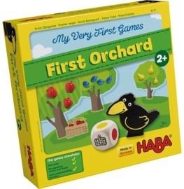 Haba Ovocný sad - kartová hra