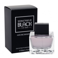 Antonio Banderas Seduction in Black 50 ml - cena, porovnanie