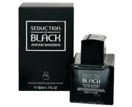 Antonio Banderas Seduction in Black 100 ml - cena, porovnanie