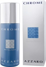 Azzaro Chrome 150 ml