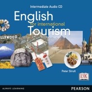 English for International Tourism - Intermediate - Audio CD - cena, porovnanie
