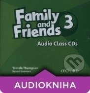 Family and Friends 3 - Class Audio CDs