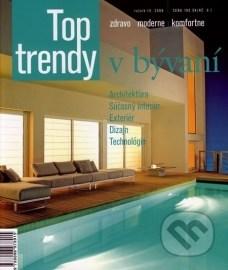 Top trendy v bývaní 2008