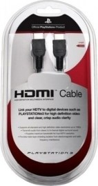 Sony PS3 HDMI Cable