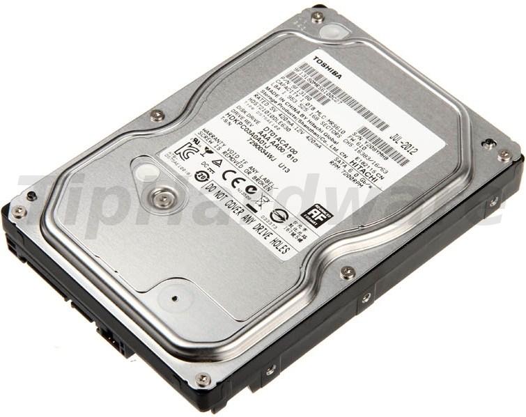 72b535648 Toshiba DT01ACA100 1TB od 41,00 €   Pricemania